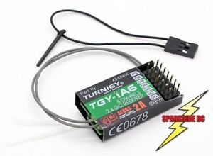 Details about Turnigy iA6 2 4ghz receiver for Turnigy 9X TGY i6 i10 Flysky  FS-i6 Transmitters