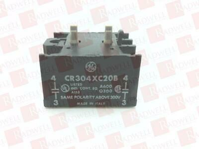 CR304XC20B USED TESTED CLEANED GENERAL ELECTRIC CR304XC20B