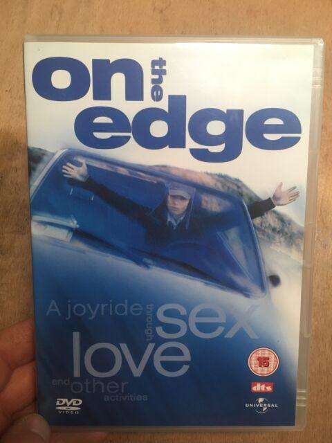 On The Edge-Cillian Murphy(R2 DVD)2001 Stephen Rea Genuine UK Release Sheridan