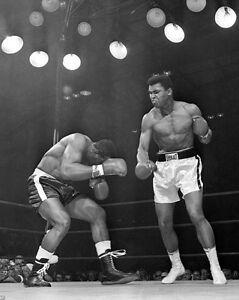 Muhammad Ali Sonny Liston Casino