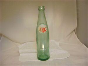 Vintage 10 Fl. Oz. RC Cola Bottle W/Painted Label