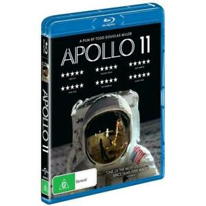 APOLLO-11-BLU-RAY-NEW-amp-SEALED-2019-RELEASE-FREE-POST