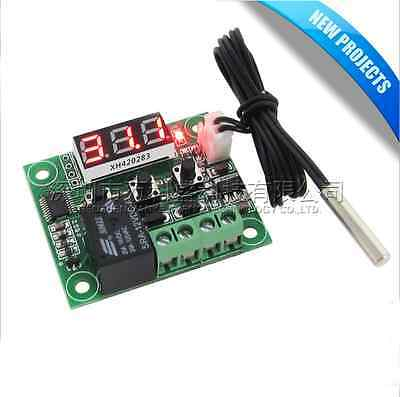 Fine -50-110°C 12V W1209 Digital thermostat Temperature Control Switch + Sensor