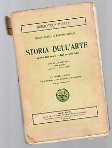 storia-dell-arte-giulio-natali-ed-eugenio-vitelli-volume-terzo