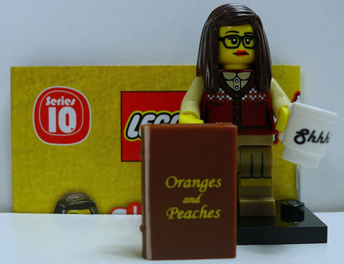 Lego  Minifiguren Serie 10  Auswahl an Figuren 1-16 oder Komplett Set Display
