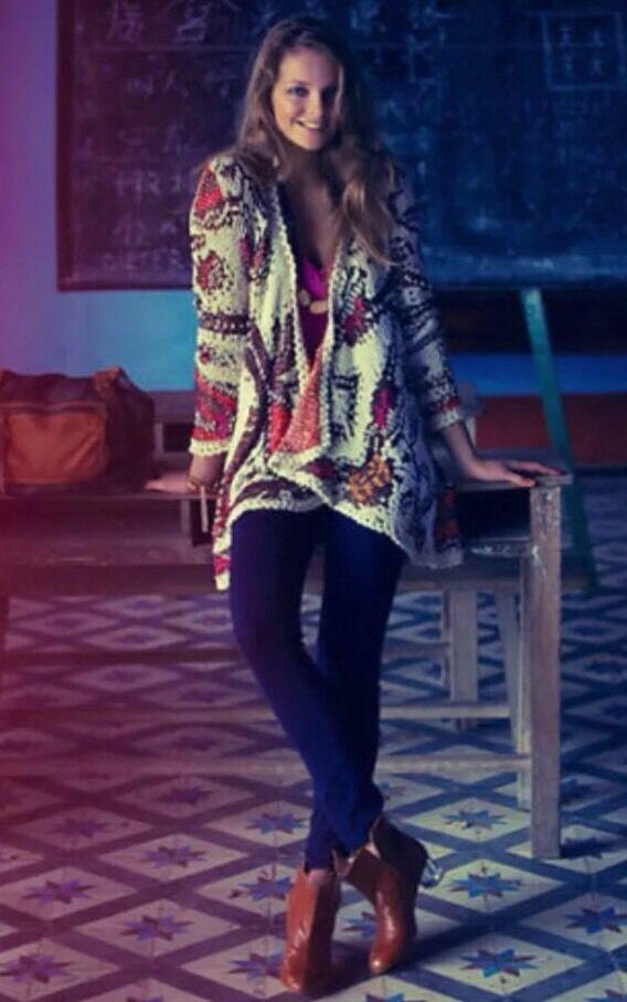 Anthropologie Women's Moth Pleidas Knit Cardigan Sweater Pom Pom Size XS  138.00
