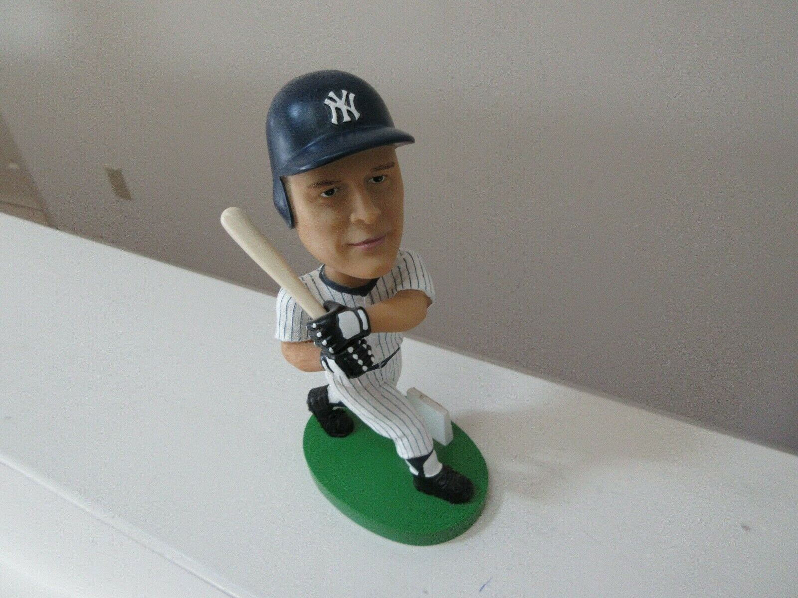 "Baseball -MLB , Jason Giambi , Bobble Head , 8"" High ,B"