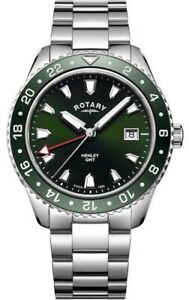 Rotary-Gents-Henley-GMT-Watch-GB05108-24-NEW