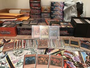 YUGIOH-100-Card-Lot-With-Tons-Of-Rares-And-GUARANTEED-Holos-Foils