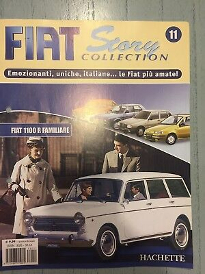 """Other Vehicles Diecast & Toy Vehicles Able Fiat Story Collection """" Fiat 1100r Kombi """" Hachette-datei Cleaning The Oral Cavity."""