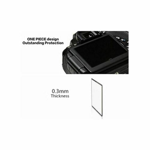 GGS Tempered Glass Screen Protector for Sony A7 3,A7R 3,A7 MK2,A77 2,A99 2