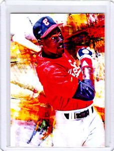 2021 Michael Jordan Chicago White Sox 1/1 ACEO Fine Art Print Card By:Q