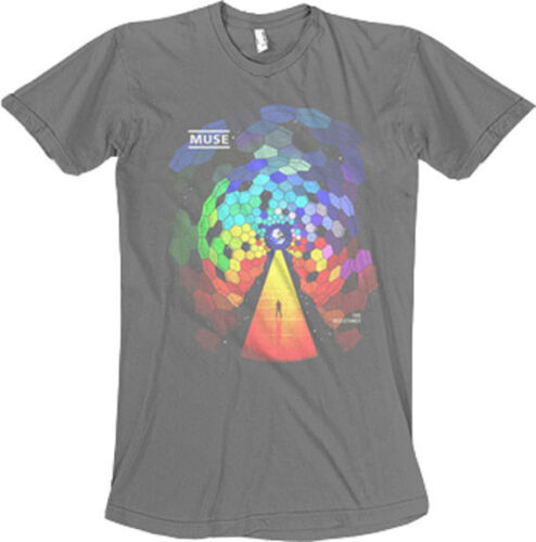 Global Coverage T Shirt S-M-L-XL-2XL Brand New Official t SHIRT MUSE