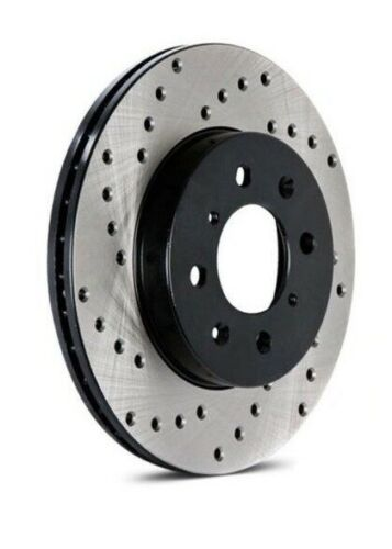 For BMW F10 F12 F06 550i 650i xDrive Rear Right Drilled Brake Disc StopTech
