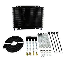 """B&M 13000 BTU Super Cooler Fluid / Oil Cooler 8.5"""" x 11.25"""" (3/8"""" Inlet Outlet)"""