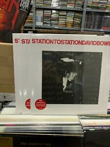 David Bowie LP Station To Station Limited Edition 45TH Anniversary Colored Viny