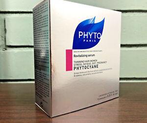 Phyto Phytocyane Revitalizing Serum Anti Hair Loss Treatment 12