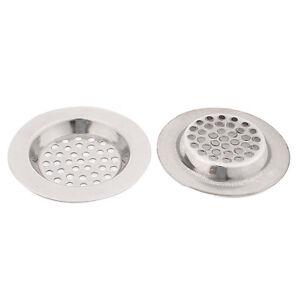 Bathroom Sink Drain Strainer. Image Is Loading Bathroom Kitchen Stainless Steel Basin Sink Drain Strainer