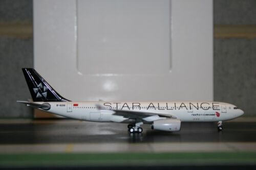 """Aeroclassics 1:400 Air China Airbus A330-200 B-6091 /""""Star Alliance/"""" ACB6091"""