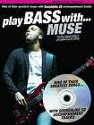 Play Bass with  Muse by Omnibus Press (Paperback, 2002)