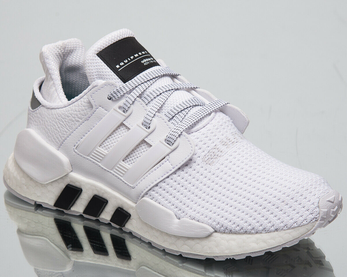 Adidas EQT Support 91 18 Men's New White Black Casual Lifestyle Sneakers BD7792