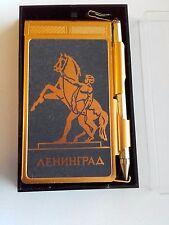 """USSR/Soviet Russia Souvenir Notebook  """"LENINGRAD""""."""