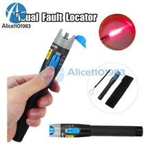 1mw 5km Visual Fault Locator Vfl Fiber Optic Laser Cable Tester Test Equipment