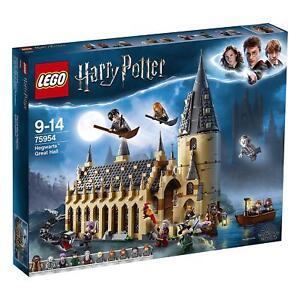 Lego Set ELJ 75954 Die Große Halle von Hogwarts