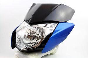Universal-streetfighter-headlight-E-marked-SUZUKI-BANDIT-600-1250-650-Z-BLUE