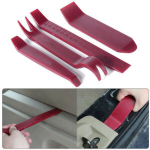 4Pcs-Car-Door-Plastic-Trim-Panel-Clip-Dash-Radio-Removal-Open-Pry-Tools-Kit