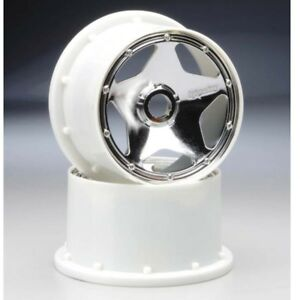 NEW-HPI-Baja-5B-Baja-5B-SS-Super-Star-Wheel-Shiny-Chrome-120x75mm-2-3229
