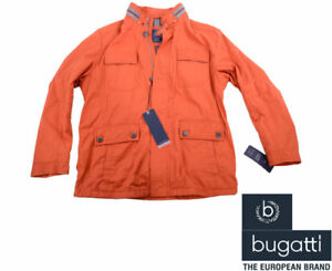 0cafcd5a4 Details about BUGATTI Mens Trench Coat Size 26 Lightweight Jacket Winter  Outwear fashion