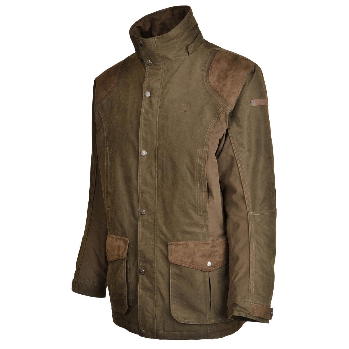 Rambouillet caza chaqueta-caqui verde disparar abrigo ropa de vestir impermeable