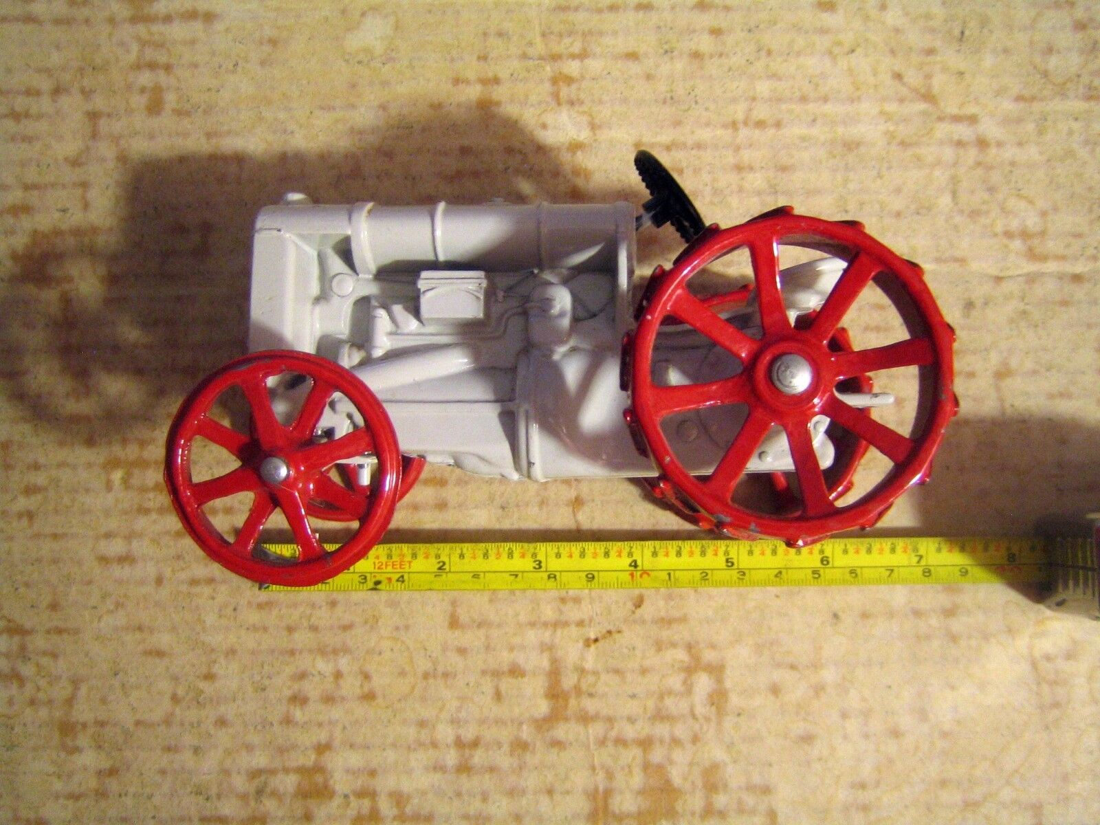1 RARE HTF COLLECTABLE VINTAGE ERTL FORDSON ANTIQUE 1 16 SCALE DIE-CAST TRACTOR