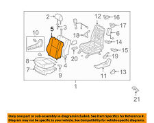 TOYOTA Genuine 71077-02W20-A2 Seat Back Cover