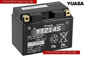 Battery Ytz14s Sealed Honda Nc 750 X And Dct 20142017 Nc 750 S And