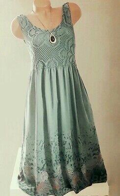 ITALY schöne Sommer Kleid,Strandkleid,Tunika,Kleid,moderne ...