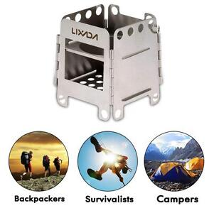 Outdoor Wood Stove Backpacking Portable Survival Wood Burning Camping Stove J0V6 - <span itemprop='availableAtOrFrom'>Middlesex, United Kingdom</span> - Returns accepted Most purchases from business sellers are protected by the Consumer Contract Regulations 2013 which give you the right to cancel the purchase within 14 days after the da - Middlesex, United Kingdom