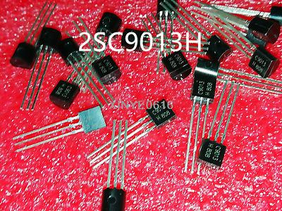 30PCS 2SC9013 C9013 Op Amplifier Transistor TO-92 NEW