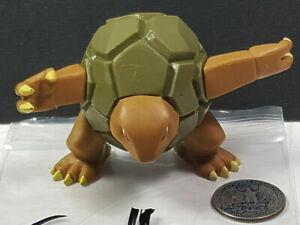 Golem Nintendo Pokemon Jakks Pacific Articulated Figure 2007 Rare Vintage
