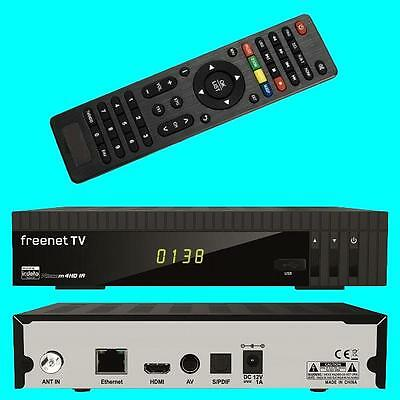 Micro M4 HD DVB-T2 Receiver H.265 ✔ IRDETO Privat HD Plus ✔ PVR ✔ USB ✔ Full HD