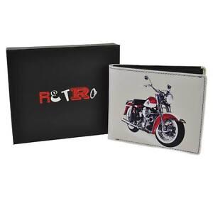 Top-Quality-Leather-Bi-Fold-Wallet-by-Retro-Harley-Davidson-Motorbike-Gift-Bo