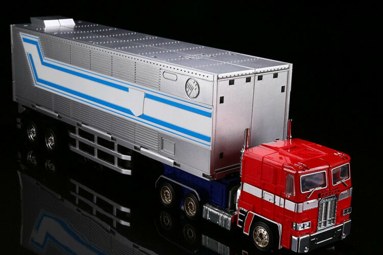 Kubianbao KBB Metal Parts Deformation Optimus Prime MP10V MP10-V & KBB Trailer