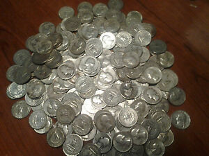 THE QUARTERS DEAL! 3 THREE POUNDS LB All 90% US Junk Silver Coins
