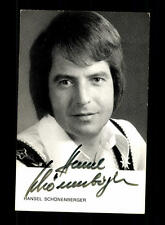 Hansel Schönenberger Autogrammkarte Original Signiert ## BC 91620