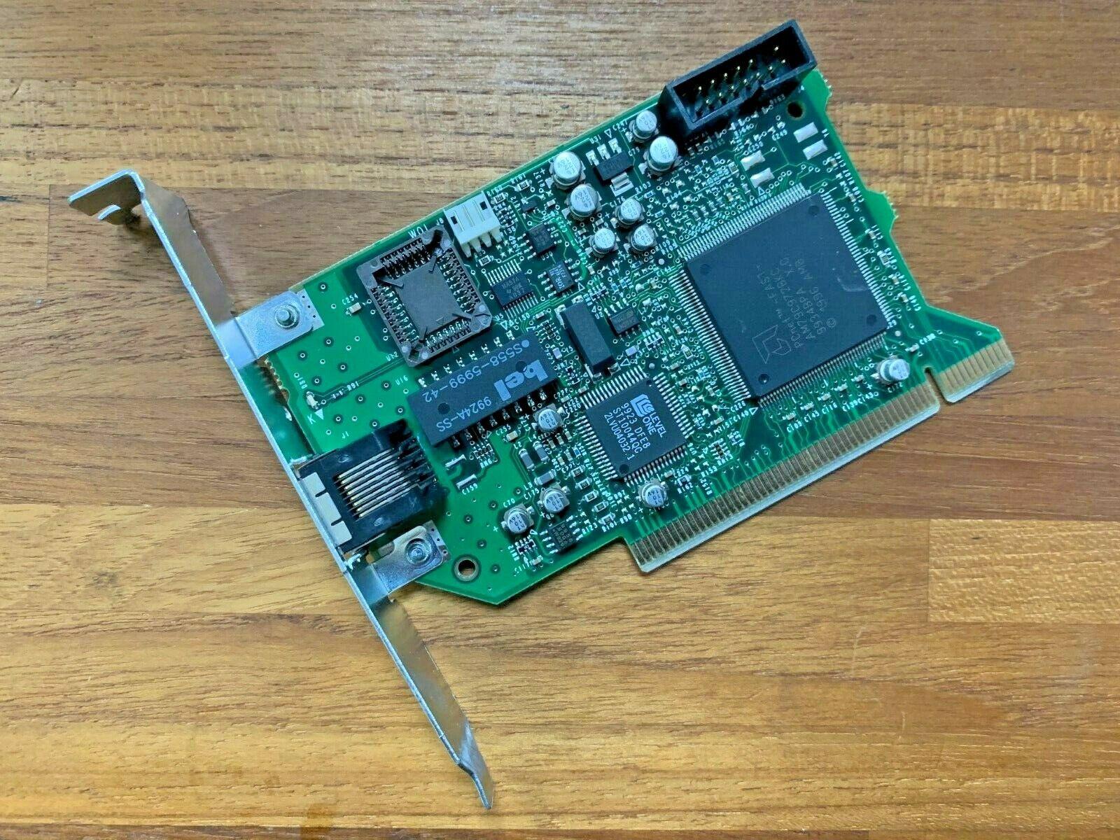 HP 10/100 TX PCI NIC Network card 5064-6057