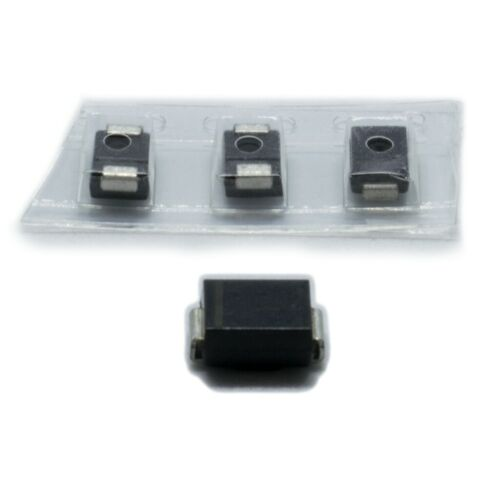 10x sm6t22a diode transil 600 W 22 V 20 A unidirectionnelles SMB ST Microelectronics