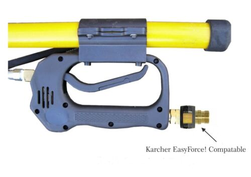 Compatible Pressure Washer 24ft Telescopic Lance Extendable Karcher EasyForce