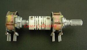 Balance-XLR-250K-DACT-Type-21-Stepped-Attenuator-Potentiometer-with-free-PCB