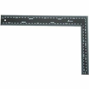 Shinwa Carpenters L-square 200mm X 300mm Metric Black 62359 F/s W/tracking# New